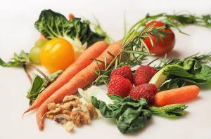 Organic Garden and Vegetables