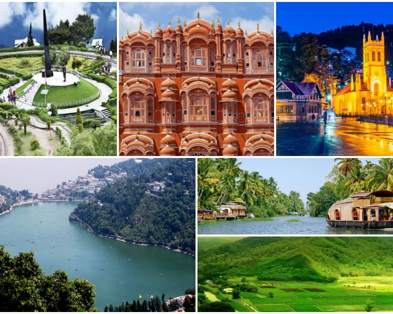 Explore the Best 15 Family Destinations in India Major Attractions