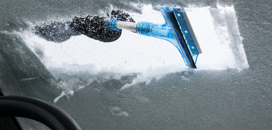 Clean the Windows of Your Car on a Regular Basis
