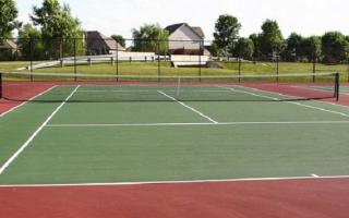 How to Select a Proper Asphalt Tennis Court Construction Service Provider?