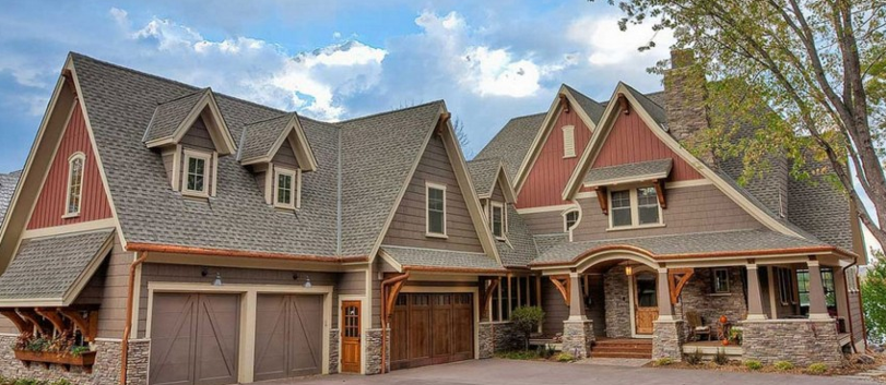 2019 Trendy and Conspicuous Roofing Ideas