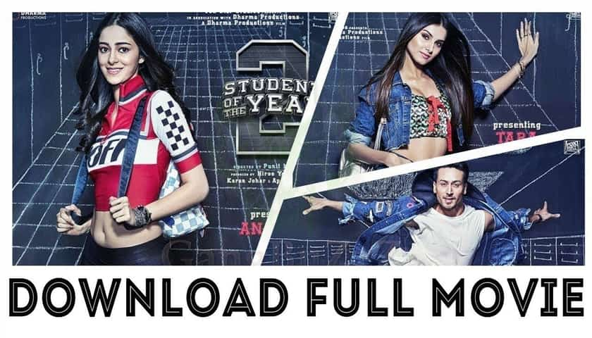download student of the year 2 full movie in hd