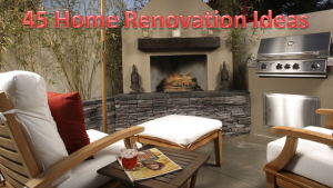45 Home Renovation Ideas