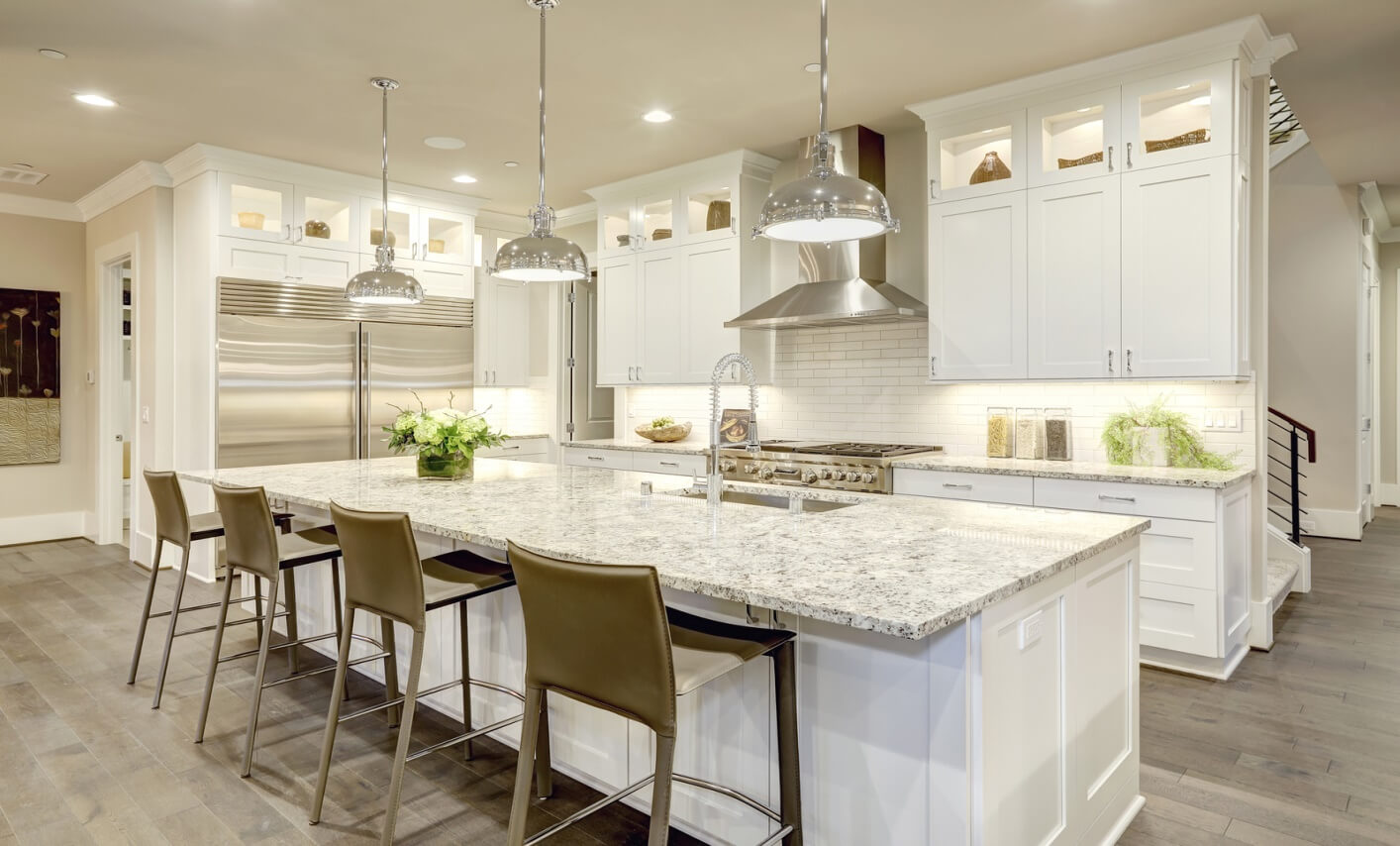 Add Or Upgrade The Kitchen Island