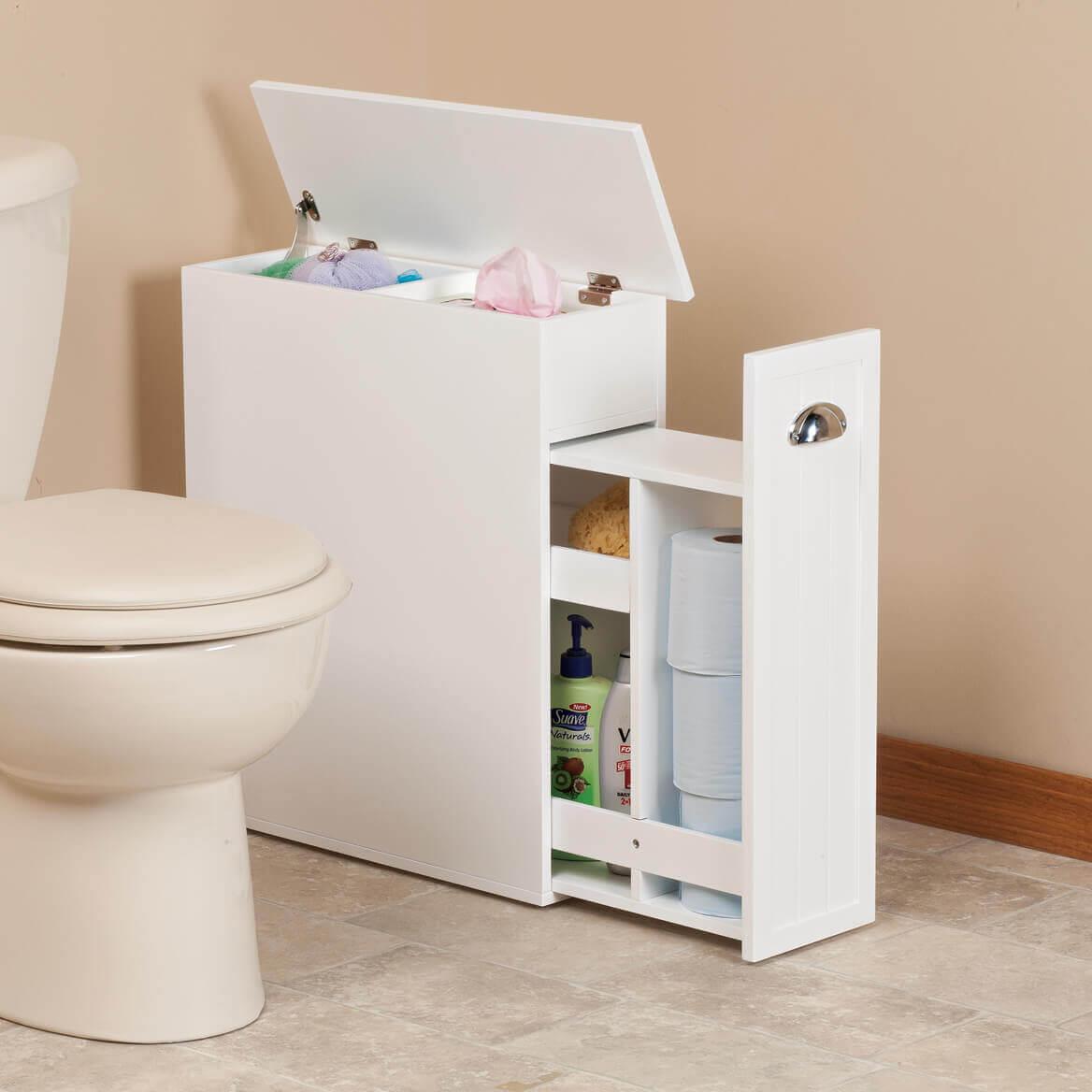 Install Bathroom Storage