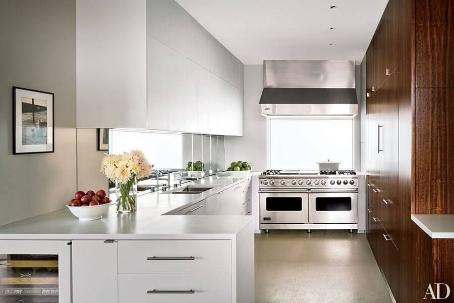 Install Contemporary Kitchen Hardware