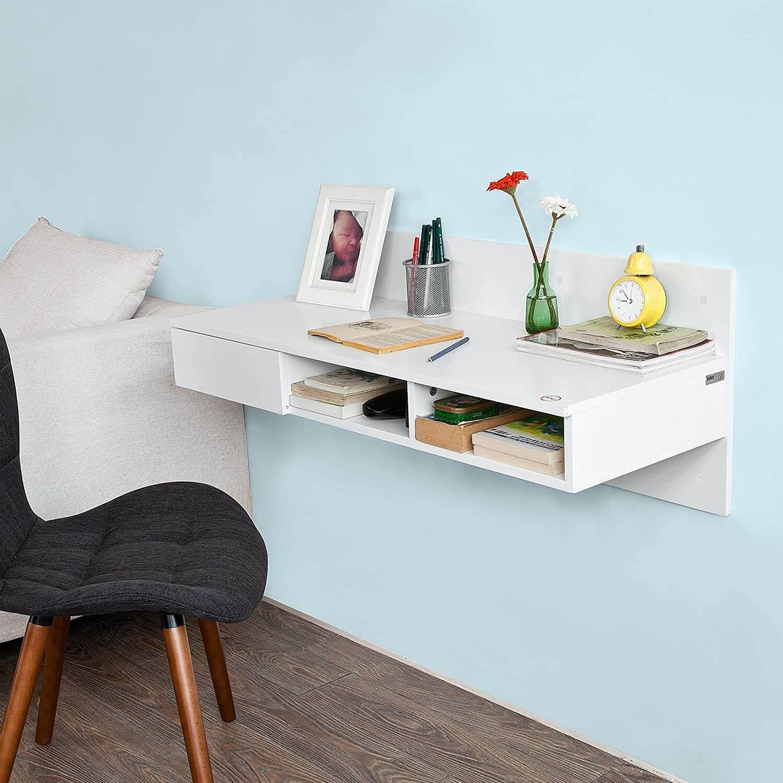 Set Up A Wall Desk