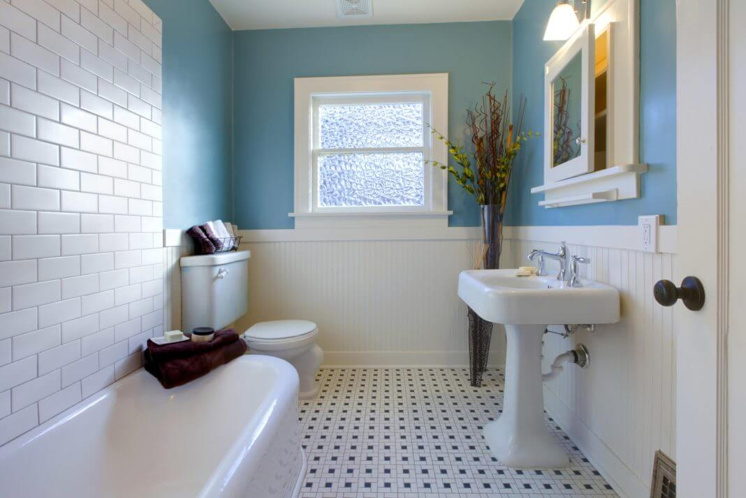 Upgrade The Easy Things Of Your Bathroom