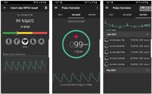 Pulse Oximeter App