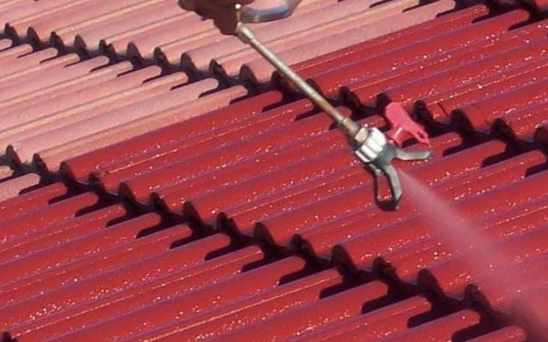 Roof Paining