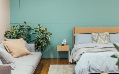 Bedroom Space Ideas
