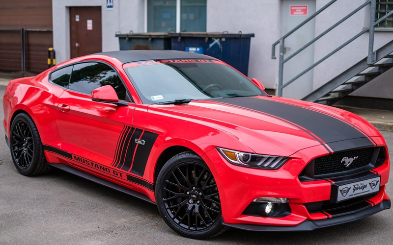 Ford Mustang 2021