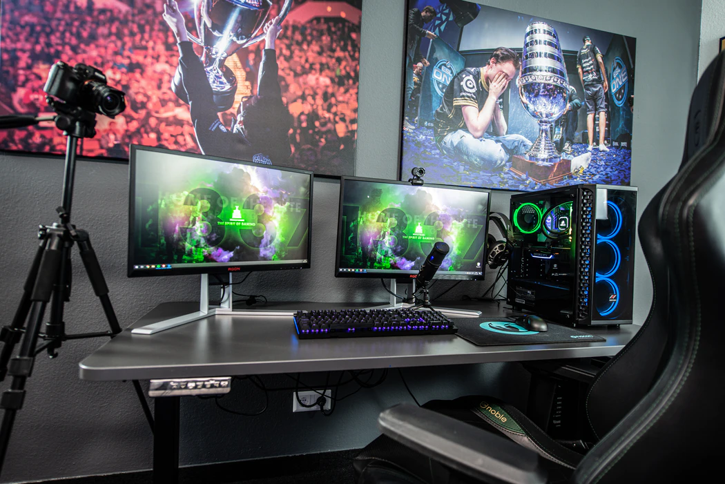 Video Gaming Space