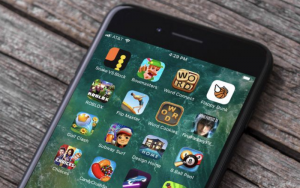 Mobile Games App